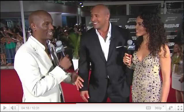 fast five movie premiere. Posted in extras, Fast Five,