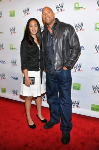 Dwayne Johnson and daughter Simone-01