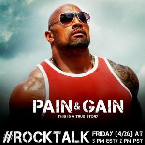 pain &gain rock talk
