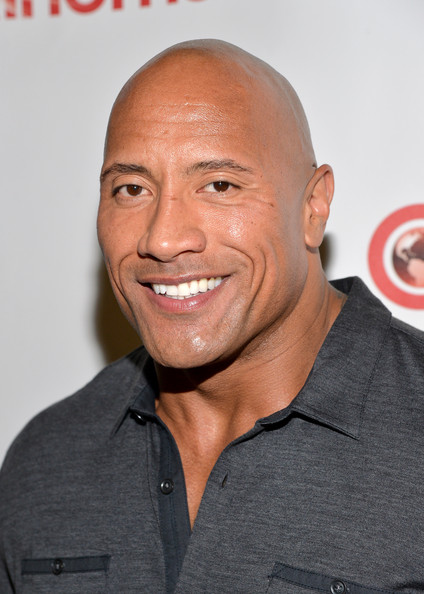 Dwayne Johnson CinemaCon-2014 #34