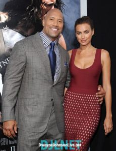 Dwayne Johnson - 'Hercules' Premieres in Hollywood #1
