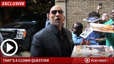 DWAYNE JOHNSON TMZ