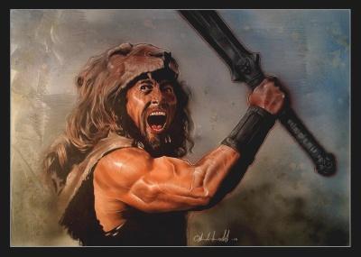 Dwayne, Hercules