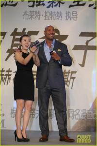 Hercules Chinese Press Conference